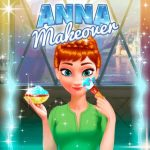 Anna Makeover – Frozen