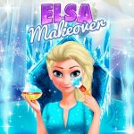 Elsa Makeover -Frozen