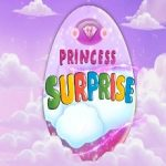 SURPRISE EGGS PRINCESS STAR