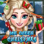 Ice Queen – Christmas Real Haircuts
