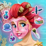 Mermaid Princess Real Makeover
