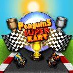 Penguins Super Kart
