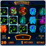 Mysterious Night Slot