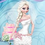 Elsa's Wedding Dress