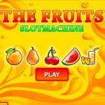 The Fruits Slot Machine
