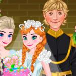 Anna Wedding Cake And Decor
