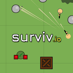 Surviv.io 2d Battle Royale