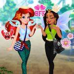 Modern Princess Cosplay Social Media Adventure